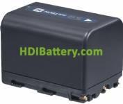 BAT671 Batería de Ion-Litio para SONY NPFM71